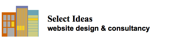 Select Ideas website design & consultancy
